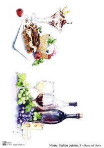 Italian cuisine 3