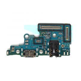 плата зарядки и микрофон Samsung Galaxy A70 A705