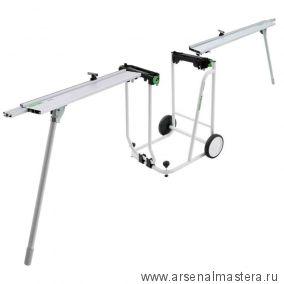Стол-трансформер мобильный, комплект с упорами FESTOOL UG-KA-Set 497354