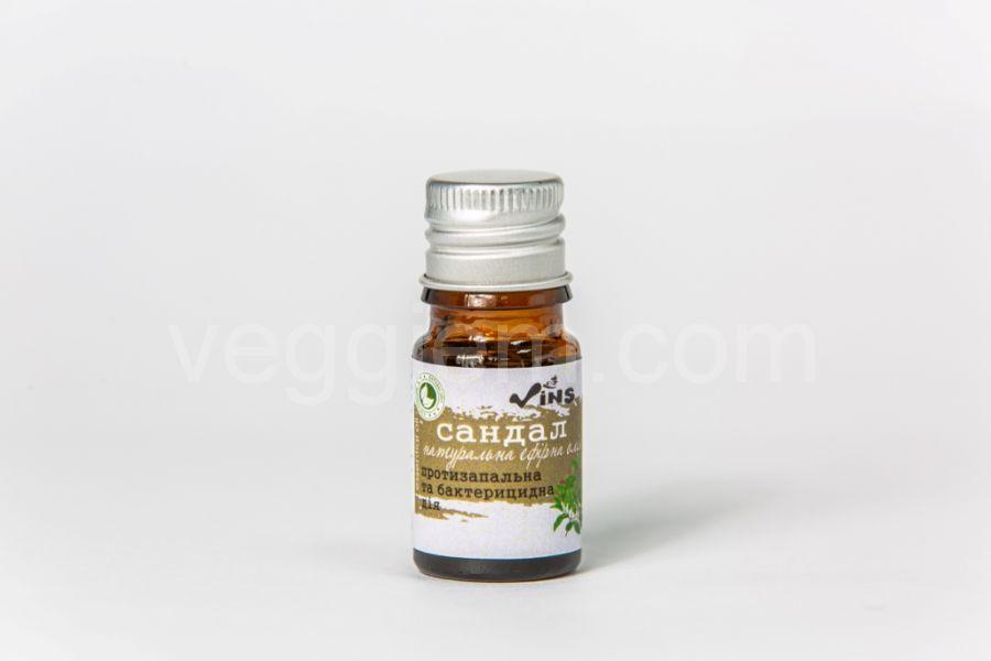 Эфирное масло Сандал Vins, 5мл