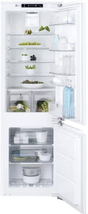 Встраиваемый двухкамерный холодильник Electrolux ENC 2854 AOW