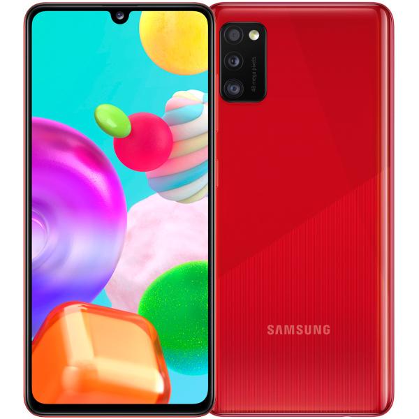 Смартфон Samsung Galaxy A41 4/64GB SM-A415F Красный