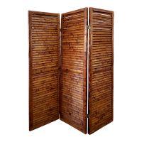 Аренда деревянной ширмы LOFT