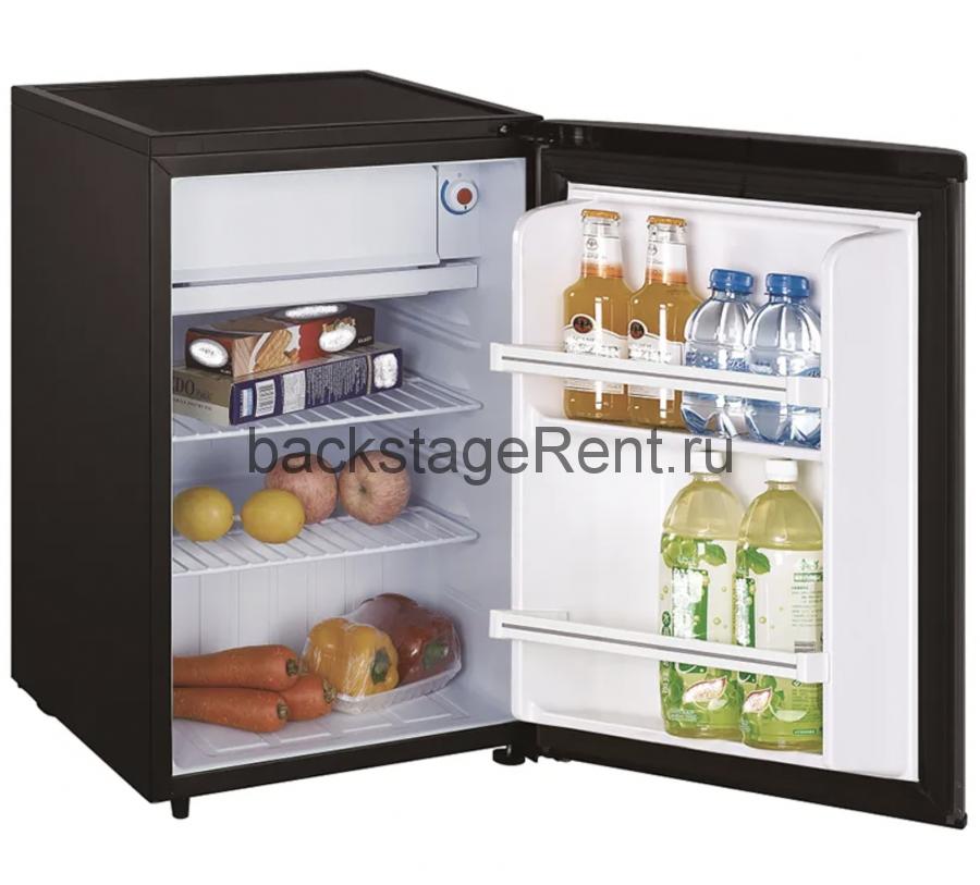 Аренда мини холодильника с морозильной камерой