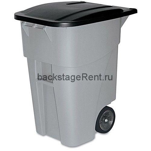 Аренда мусорногоо бака контейнера 100 литров