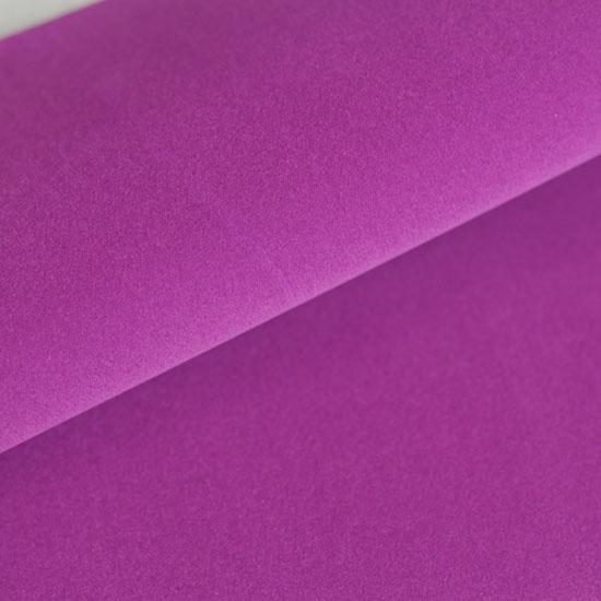 Замша для обуви искусственная двусторонняя - Фиолетовая 30х21