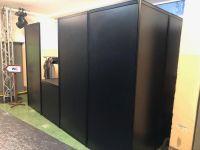 Аренда черной комнаты для гардероба до 100 мест h =2.5