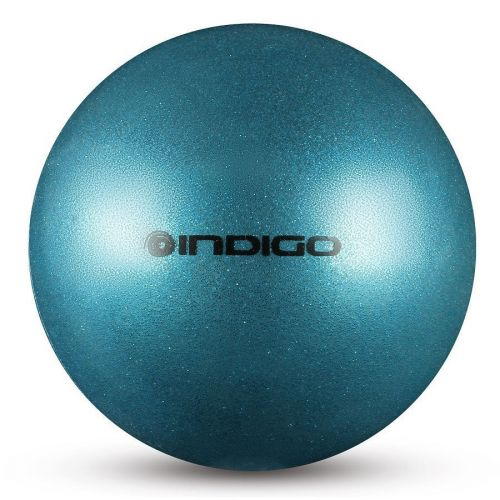 Мяч металлик IN119 15 см Indigo