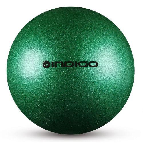 Мяч металлик IN118 19 см Indigo