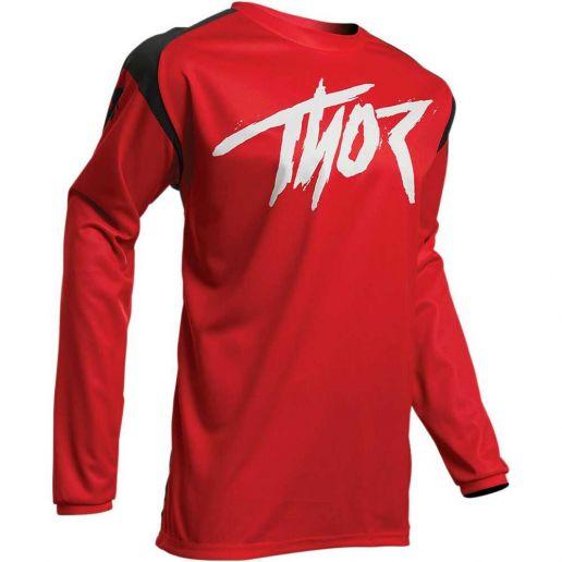 Thor Sector Link Red джерси для мотокросса