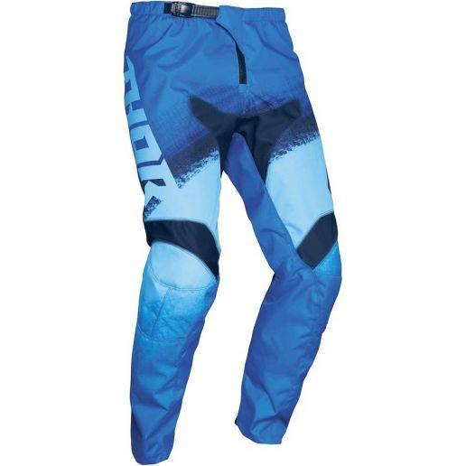 Thor Sector Vapor Blue/Midnight штаны для мотокросса