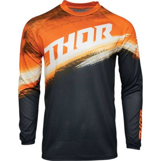Thor Sector Vapor Orange/Midnight джерси для мотокросса