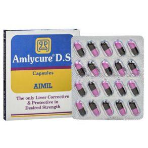 Амликюр ДС, 20 кап,  Amlycure DS, для восстановления печени