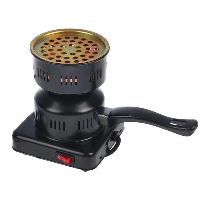 Электроплитка для розжига углей кальяна Hot Plate SX–A13, 450 Вт