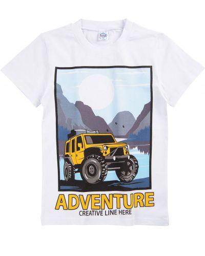 """Футболка для мальчиков 8-12 лет Bonito """"Cars2"""""""