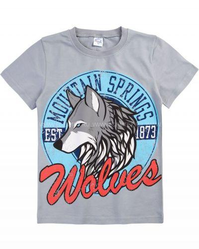 """Футболка для мальчиков 8-12 лет Bonito """"Wolves"""""""