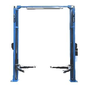 Подъемник двухстоечный г/п 4200 кг.  KraftWell  KRW4.2EA_blue