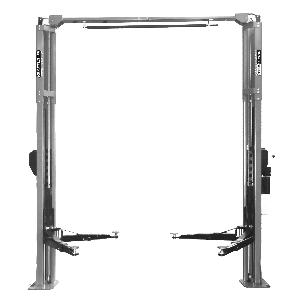 Подъемник двухстоечный г/п 4200 кг.  KraftWell  KRW4.2MA