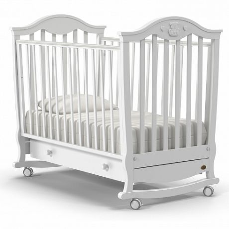 Детская кровать Nuovita Sorriso dondolo