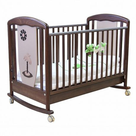 Детская кроватка VITALIA 125x65