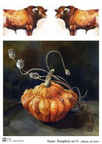 Pumpkins set 21