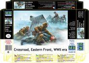 Фигуры, Перекресток, Восточный Фронт, период Второй мировой войны