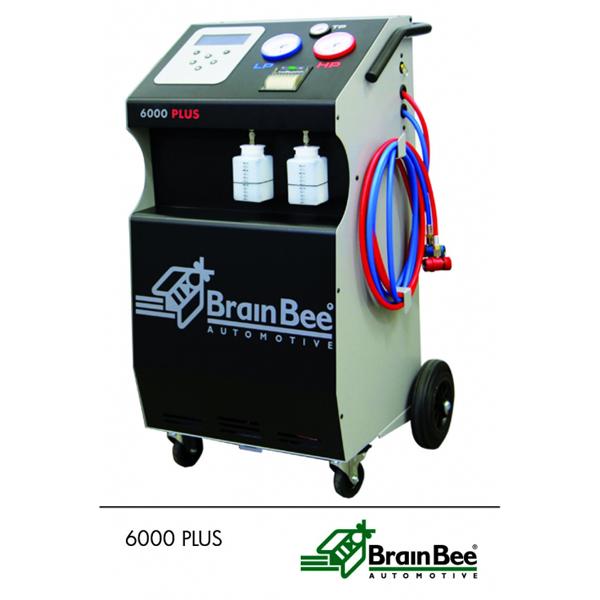Установка для заправки автомобильных кондиционеров CLIMA 6000