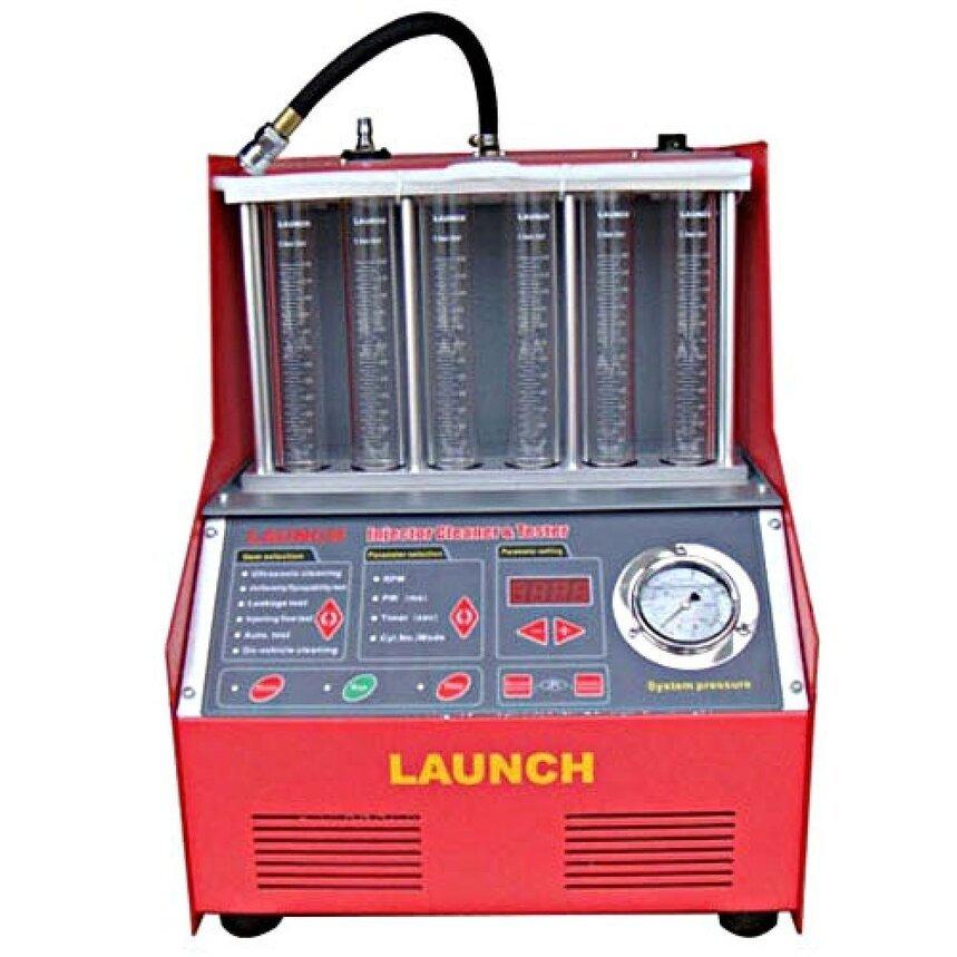 Стенд УЗ Launch CNC 602A для 6-и форсунок