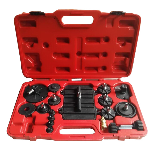ST117 Набор адаптеров для замены тормозной жидкости (используется с установкой)