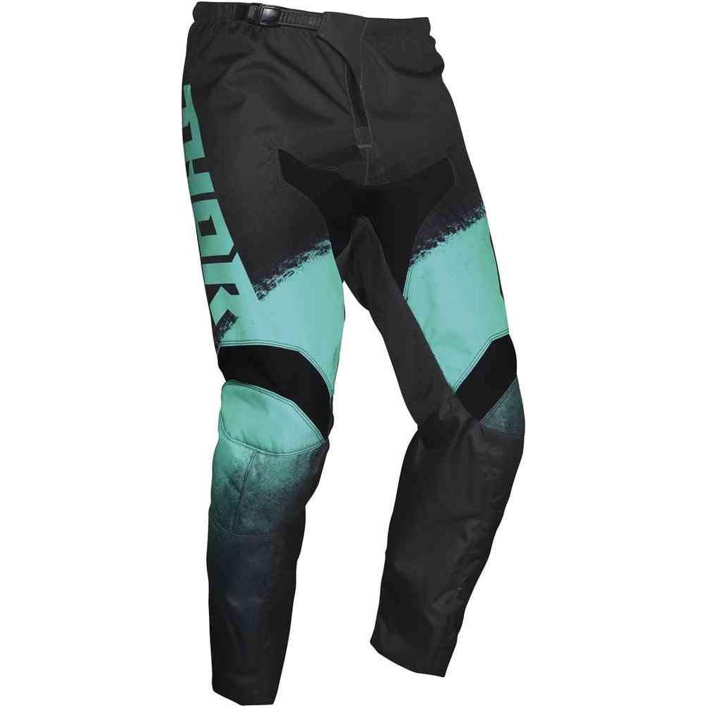 Thor Sector Vapor Mint/Charcoal штаны для мотокросса