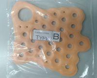 Индивидуальная термоформуемая заготовка ортеза из композита Термогрид  -  тип B