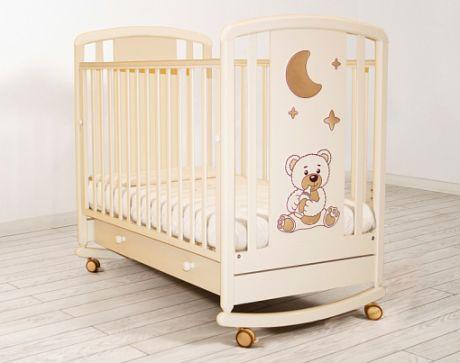 """Кровать детская К-2002-30м """"Жаклин"""""""
