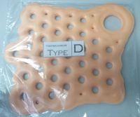 Индивидуальная термоформуемая заготовка ортеза из композита Термогрид  -  тип D