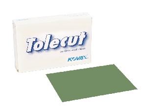 KOVAX Клейкий лист Tolecut Green K2000 70х114 мм.