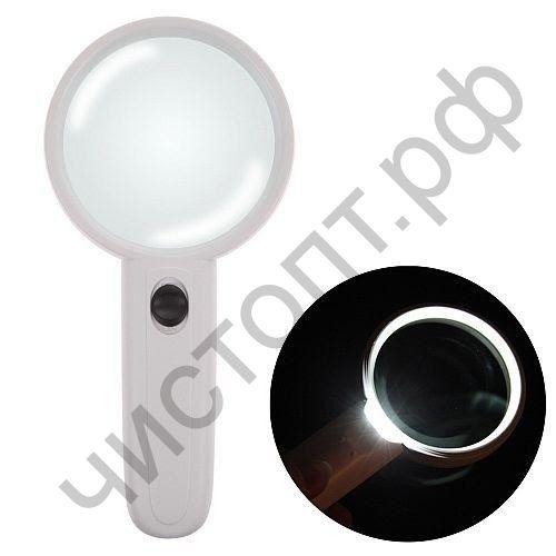 Лупа OT-INL65 5х подсветка
