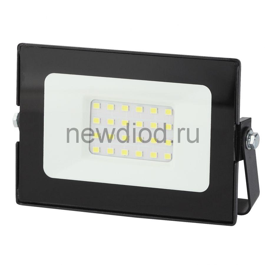 Прожектор светодиодный уличный 30Вт 2400Лм 6500К 139x104х35 LPR-021-0-65K-030  ЭРА