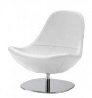 Аренда белого комфорт кресла