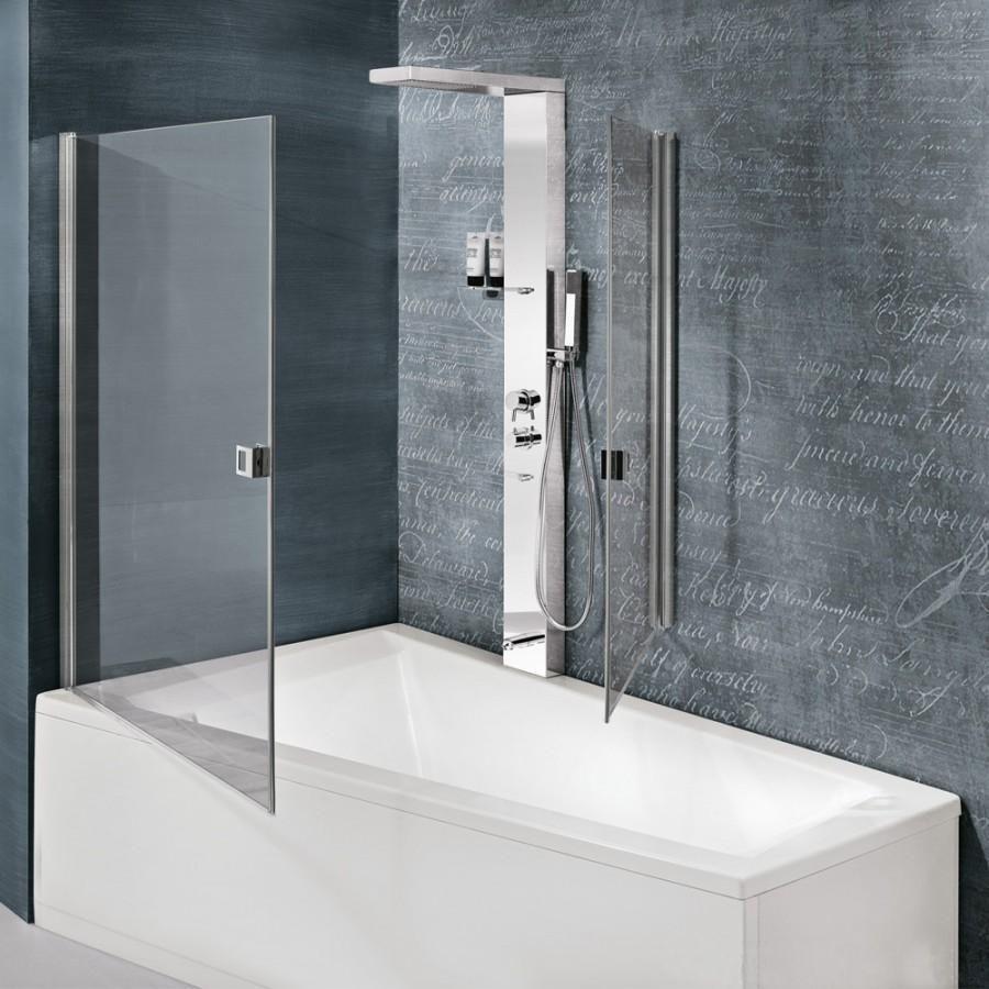 Ванна Hafro Era Plus box 3ERA5 с душевой колонной 180х120 ФОТО