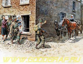 Фигуры Франция, 1944