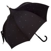 Зонт-трость Chantal Thomass 28-LA Pagoda Strass Noir