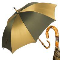 Зонт-трость Pasotti Bamboo Multi Verde