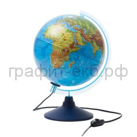 Глобус 25см Globen физико-политический с подсветкой INT12500191