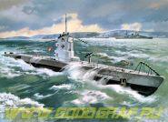 Германская подводная лодка  2 МВ U-Boat Type II В