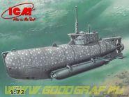 "Германская подводная лодка ""Zeehund"", тип XXIIB"
