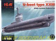 Германская подводная лодка, тип XXIII
