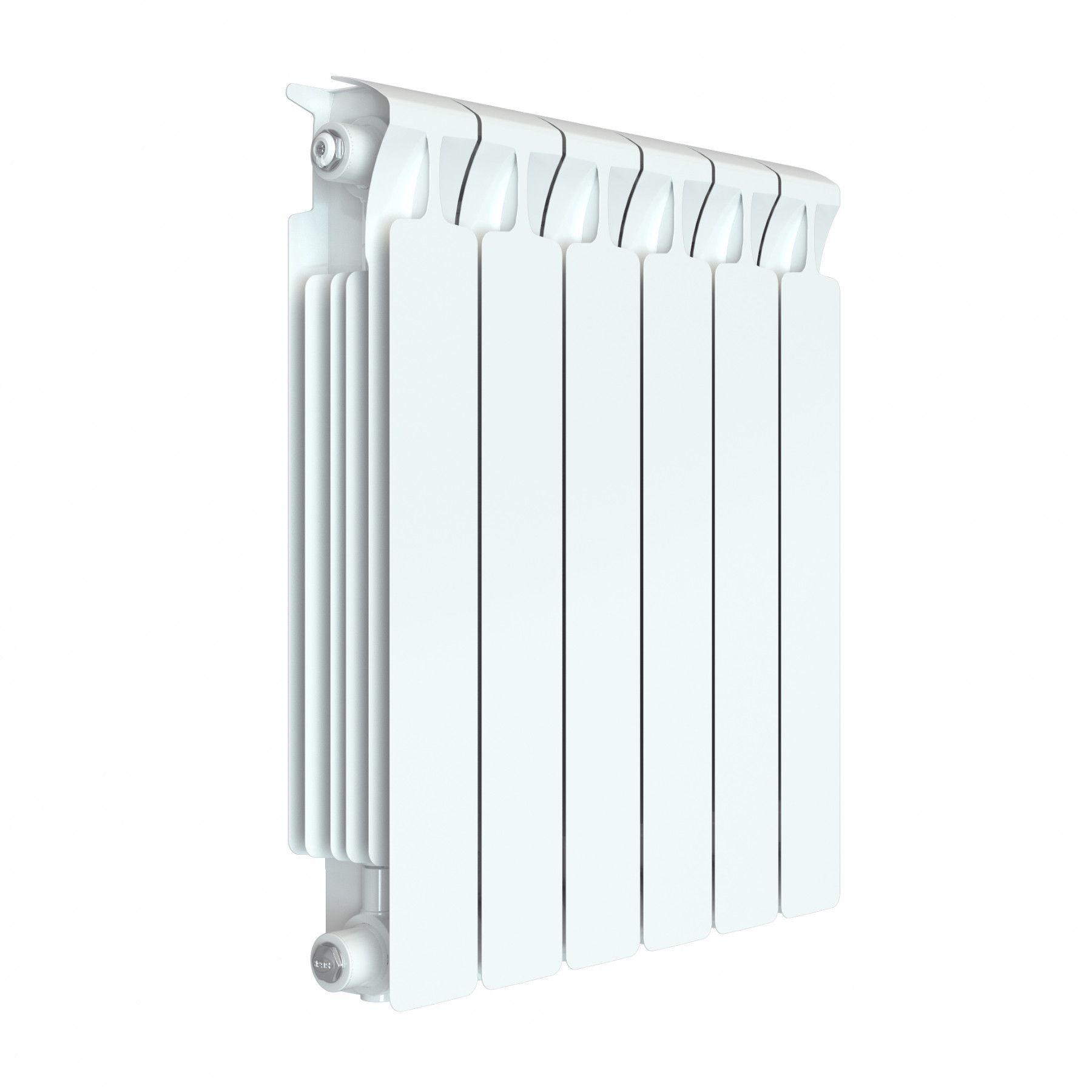 Радиатор биметаллический секционный Rifar Monolit