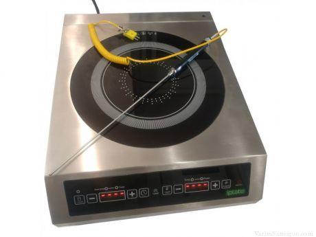 Индукционная плита iPlate AT2700 с термощупом (без импульса)