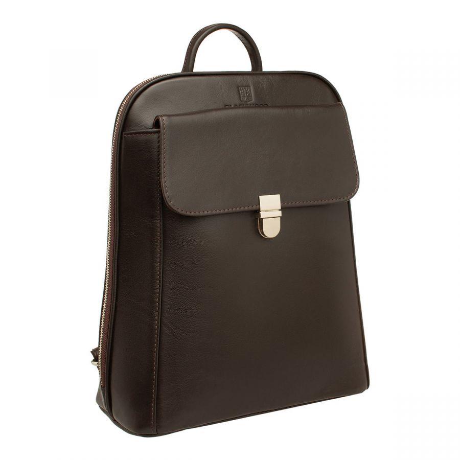 Женский кожаный рюкзак Blackwood Eardley Brown