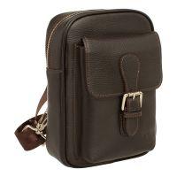 Рюкзак с одним плечевым ремнем Blackwood Dante Brown