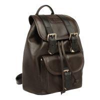 Женский кожаный рюкзак Blackwood Handa Brown